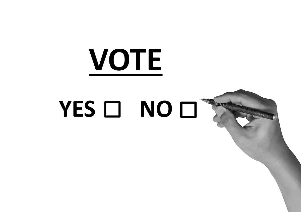 Votaciones, elecciones más transparentes, rápidas y fiables