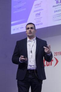 Iñaki Armada Alonso Blockchain fitur2019